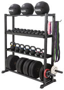 X-Fit Storage Rack - Monitoimiteline