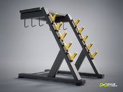 EVOST I - Handle Rack | DHZ Fitness