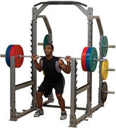 Multi Squat Rack | Body-Solid