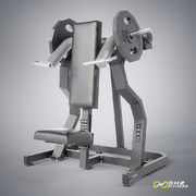 Y900 Shoulder Press - Olkapunnerrus | DHZ Fitness