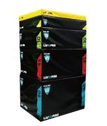 Soft plyo metric boxes - Pehmustetut hyppyboxit | LivePro