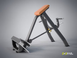 EVOST I - Incline Level Row | DHZ Fitness