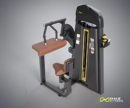 EVOST I - Seated Tricep-Flat | DHZ Fitness