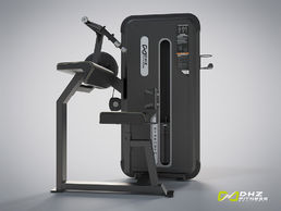 EVOST II Seated tricep-flat | DHZ Fitness