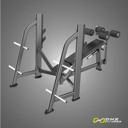 Fusion Pro - Olympic decline bench  | DHZ Fitness