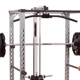 PRO -taljalaite (2 x 3 Power Rackiin) | Body-Solid