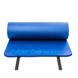 Harbinger Anti-Microbial Rolled Durafoam Jumppamatto  | Gymstick