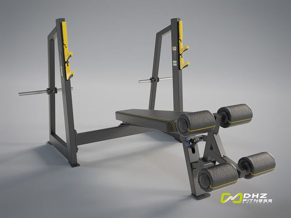 EVOST II Olympic bench decline | DHZ Fitness