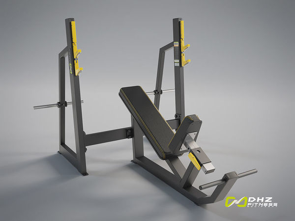 EVOST II Olympic bench incline | DHZ Fitness