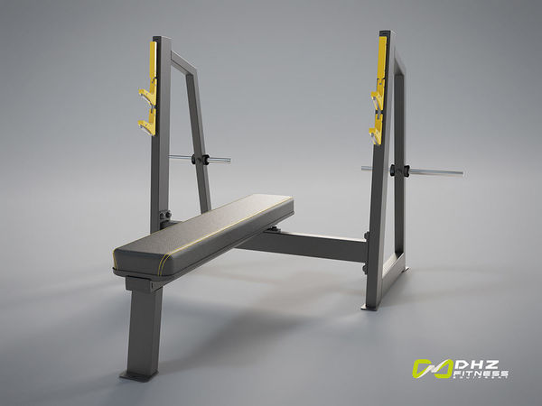 EVOST II Olympic bench | DHZ Fitness