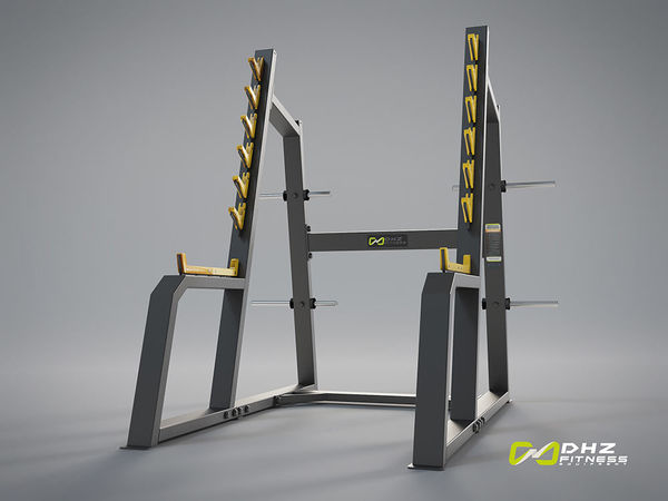 EVOST II Squat rack | DHZ Fitness