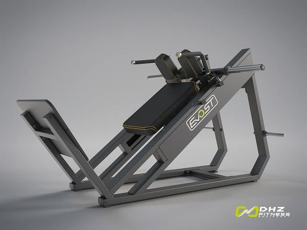 EVOST II Hack slide | DHZ Fitness