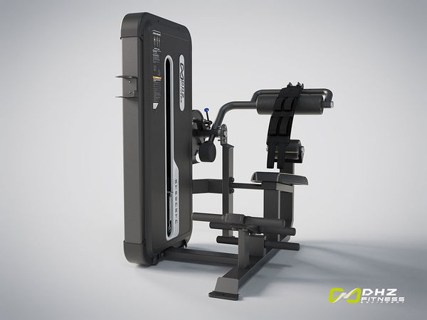 Evost II Dual - Abdominal / Back Extension | DHZ Fitness