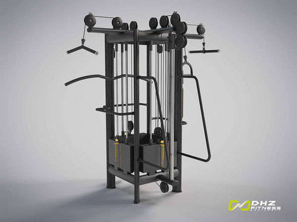 ALLANT - 4-Asemalaite (4-Stations Cable Tower) I DHZ Fitness