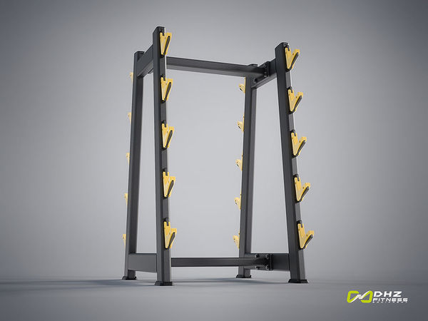 EVOST I - Barbell Rack | DHZ Fitness