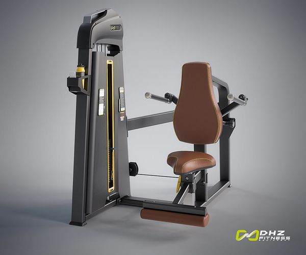 EVOST I - Seated Dip | DHZ Fitness