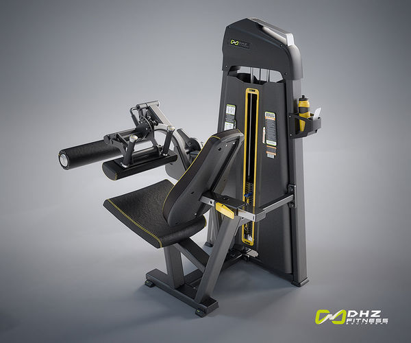EVOST I - Seated Leg Curl | DHZ Fitness