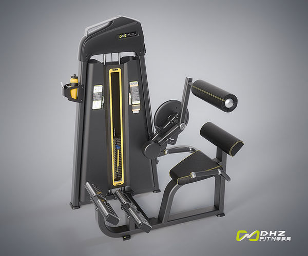 Evost Dual Function - Abdominal / Back Extension | DHZ Fitness
