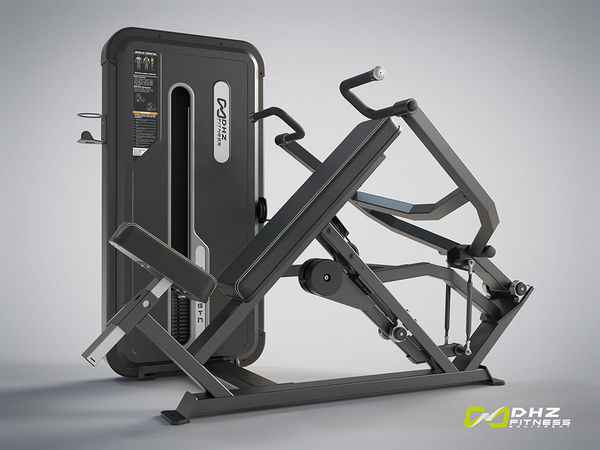 EVOST II Shoulder Press - Olkaprässi | DHZ Fitness