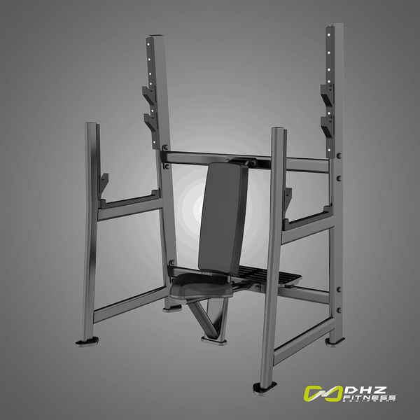 Fusion Pro - Olympic seated bensch  | DHZ Fitness