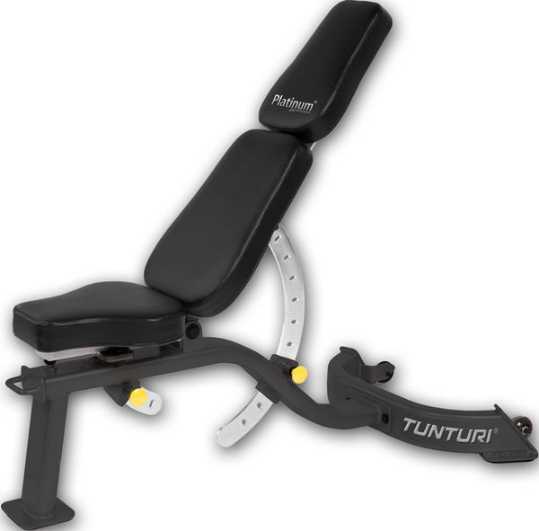 Platinum Fully Adjustable Bench | Tunturi