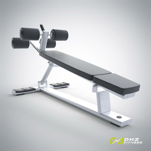 Fusion Pro - Adjustable decline bench  | DHZ Fitness