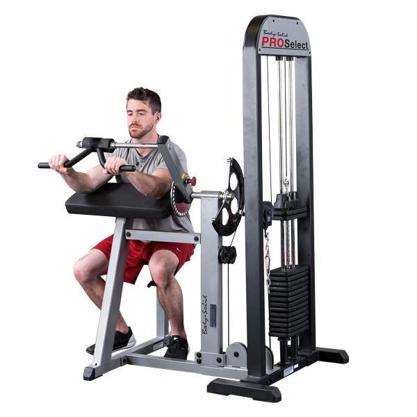 PRO-Select Biceps & Triceps Machine - Body-Solid