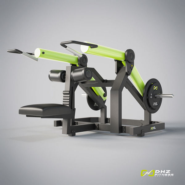 Y900 - Seated Dip | DHZ fitness
