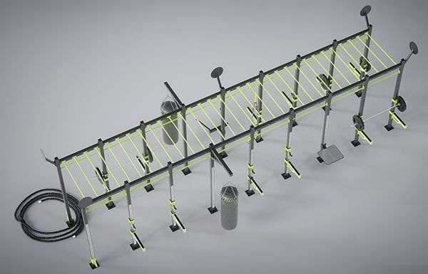 Crosstraining Rack Elite