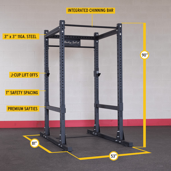 Power Rack | Body-Solid