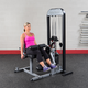 PRO-Select Leg Ext. & Leg Curl Machine - Body-Solid